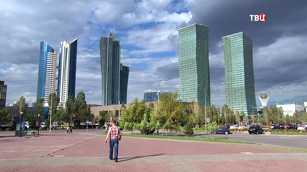 Города Астана (Казахстван)