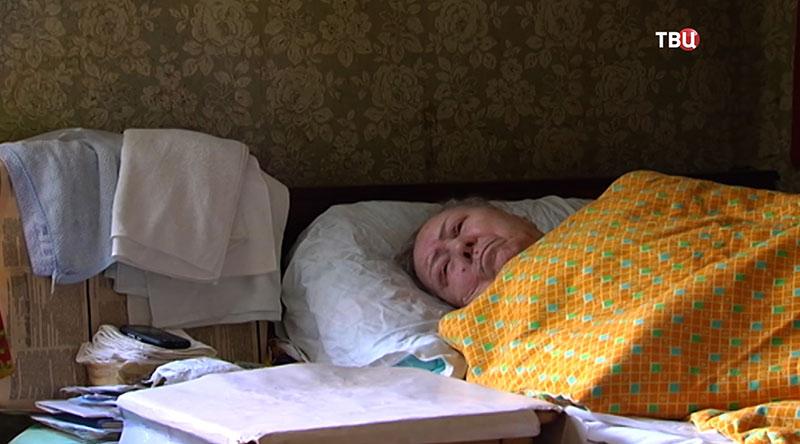 Жена ветерана ВОВ Владимира Михайловича Ручкина