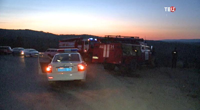 ДТП с автобусом в Забайкалье