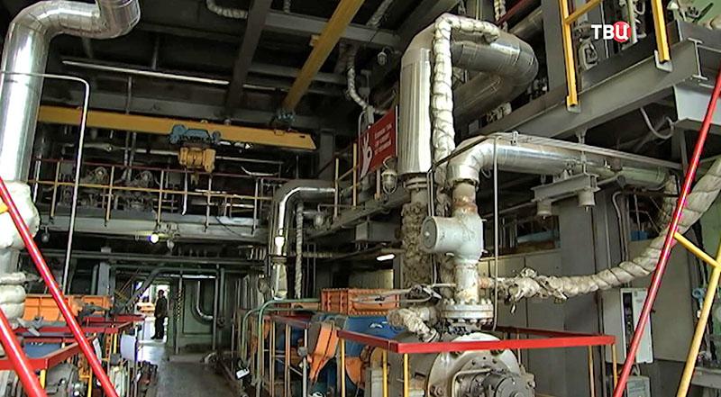Тепловая электростанция - ГЭС-1
