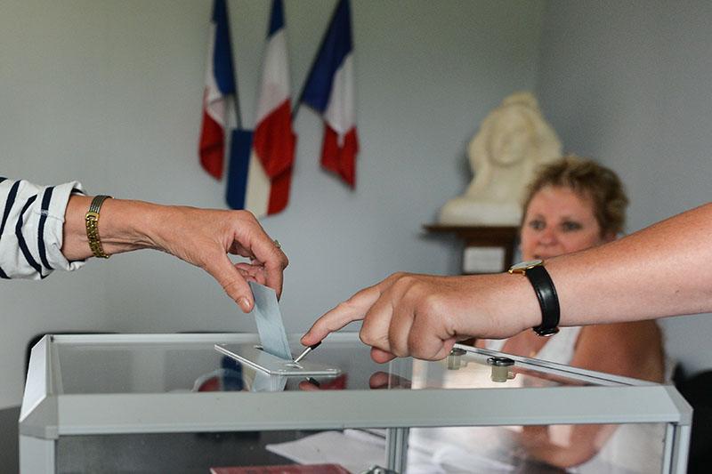 Выборы в парламент Франции