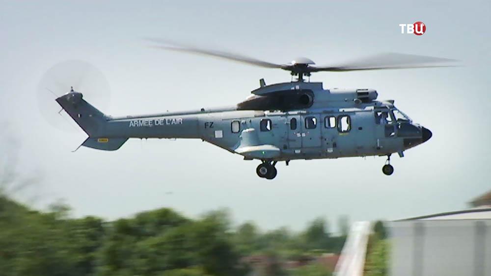 Вертолет ВВС Франции