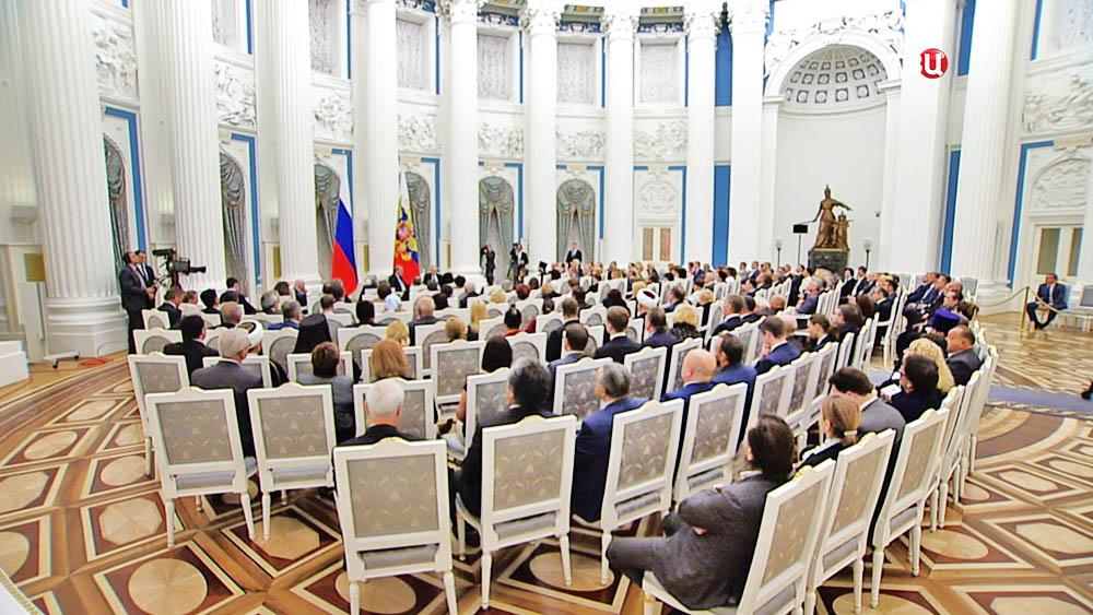 Новый созыв Общественной палаты России