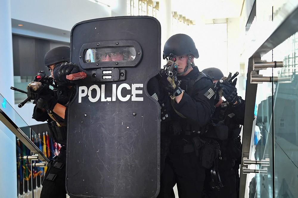 Спецназ полиции США