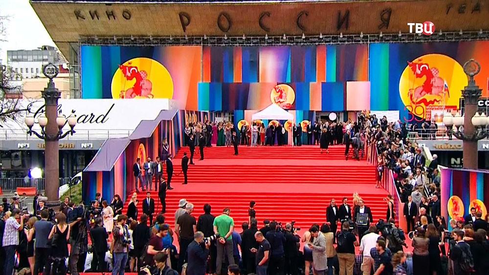 Закрытие Московского международного кинофестиваля