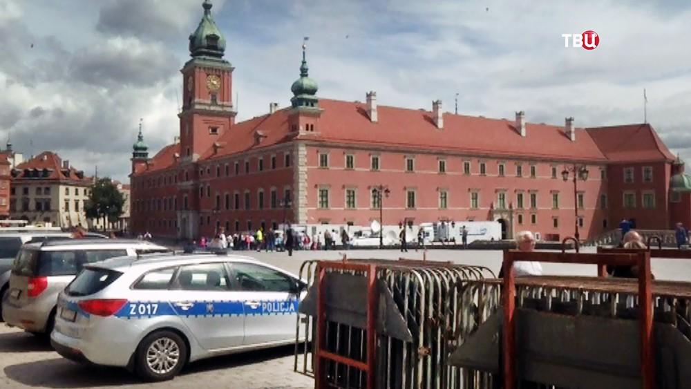 Полиция Польши в Варшаве