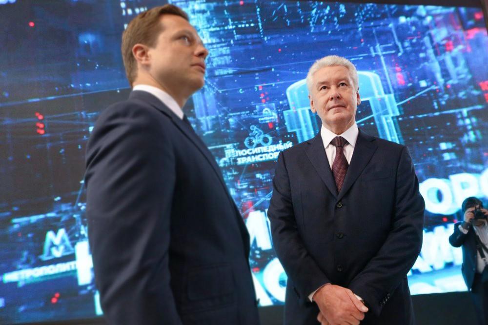 Сергей Собянин посетил Московский урбанистический форум