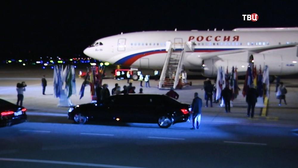 Спецборт президента России
