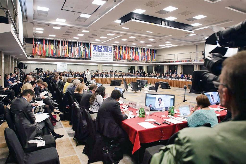 Парламентская ассамблея ОБСЕ