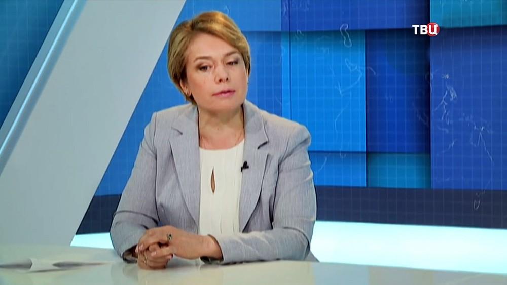 Министр образования Украины Лилия Гриневич