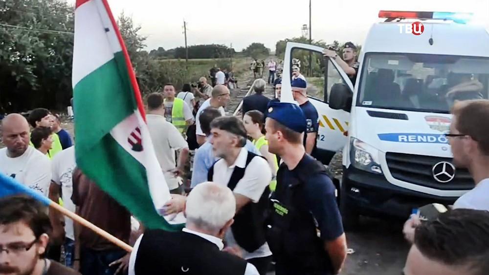 Венгерская община проживающие в Закарпатье