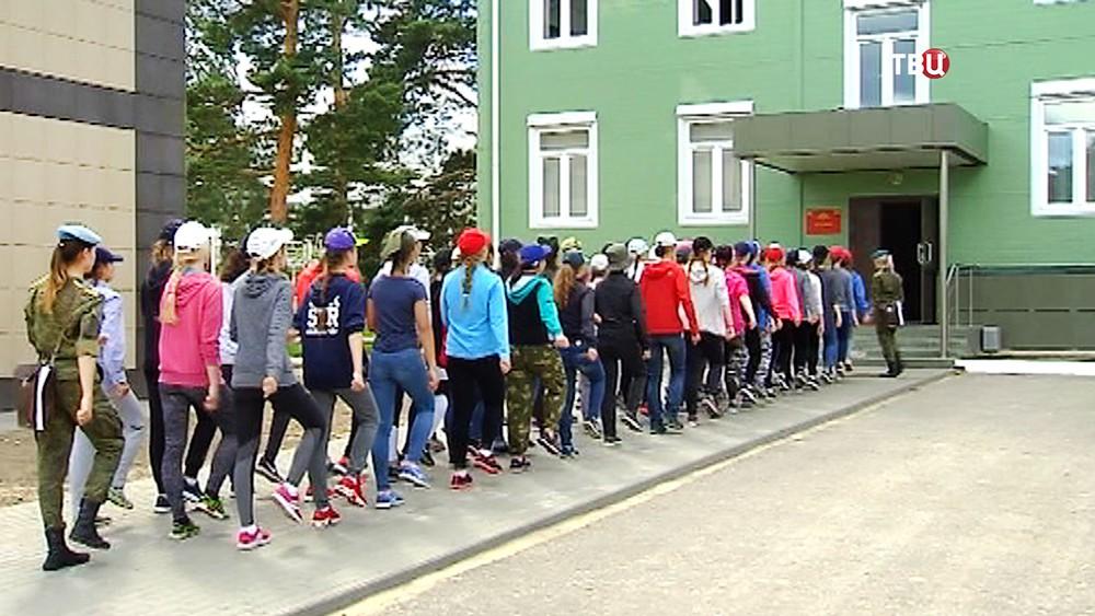 Рязанское воздушно-десантное училище (ВДВ)