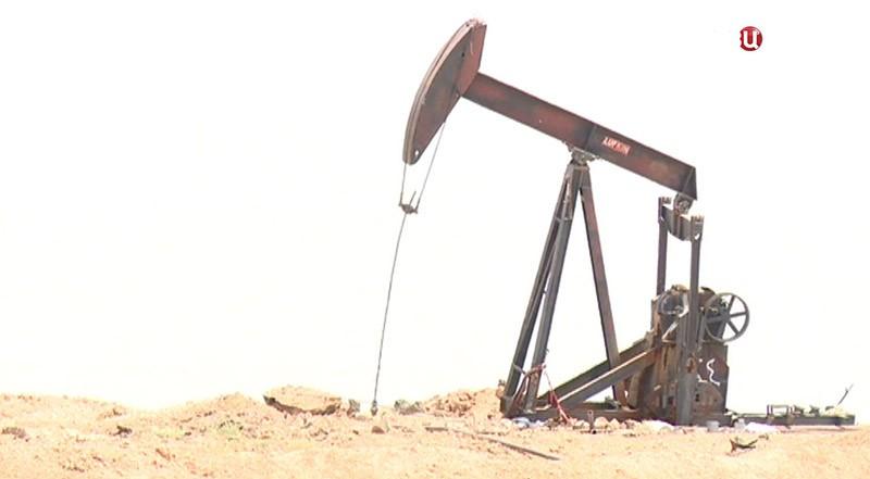 Нефтекомплексы в Сирии