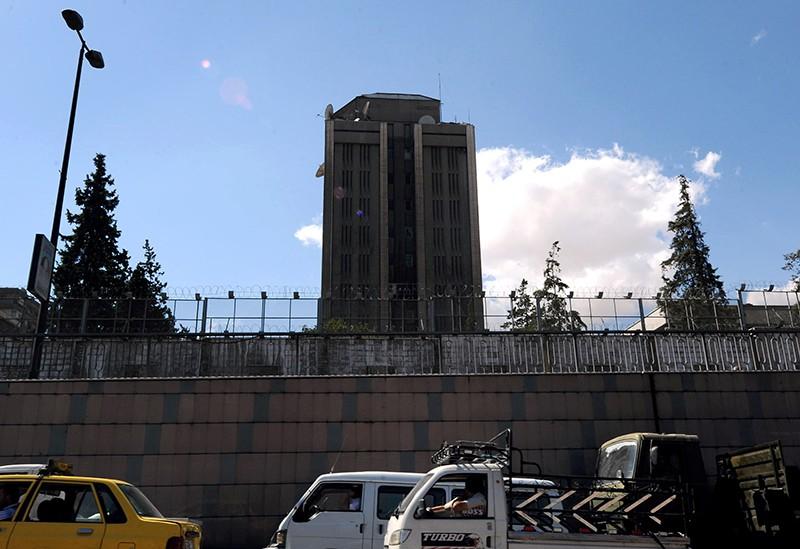 Российское посольство в Дамаске, Сирия