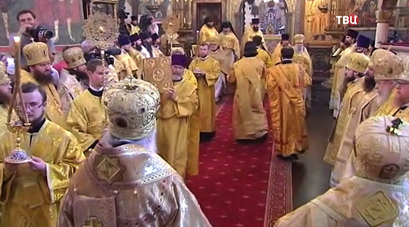 Празднование Дня крещения Руси