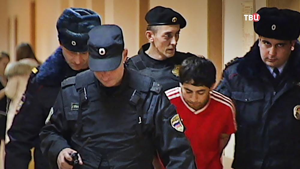 """Суд над участником """"банды ГТА"""" Абдулакимом Мамадчоновым"""