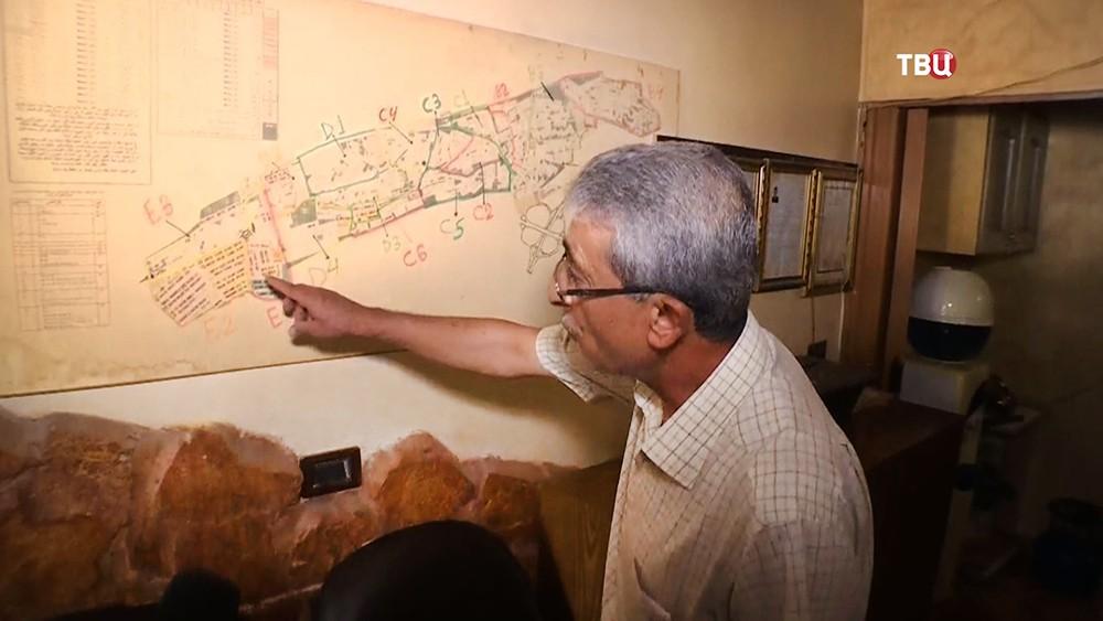 План строительства домов в Сирии