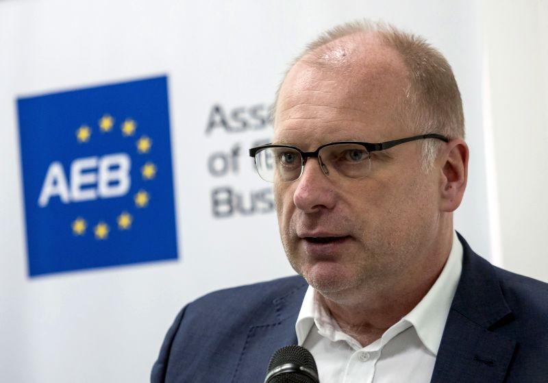 Генеральный директор Ассоциации европейского бизнеса в России Франк Шауфф