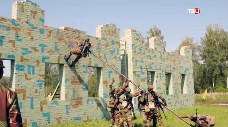 Армейские игры-2017