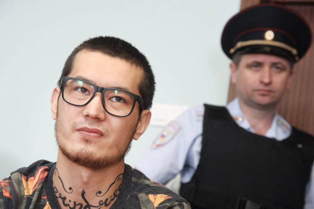 Журналист «Новой Газеты» Али Феруз (Худоберди Нурматов)