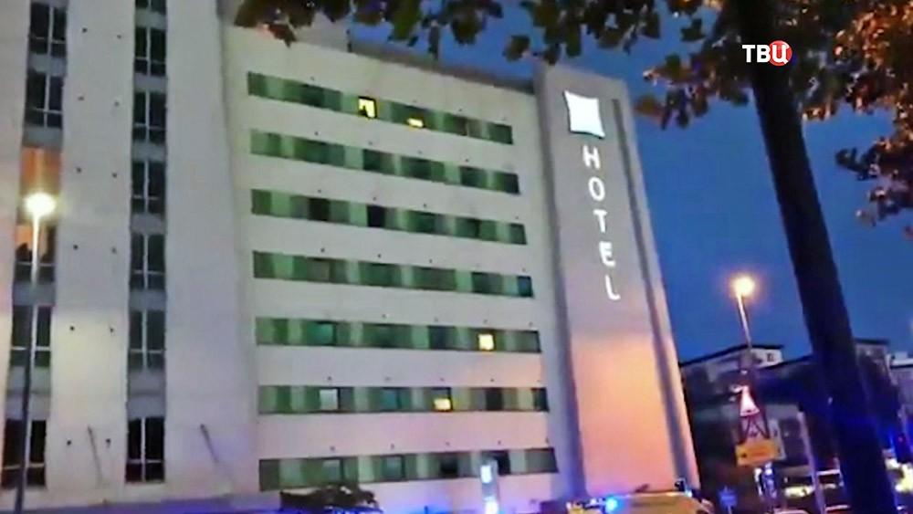 Отель в Великобритании