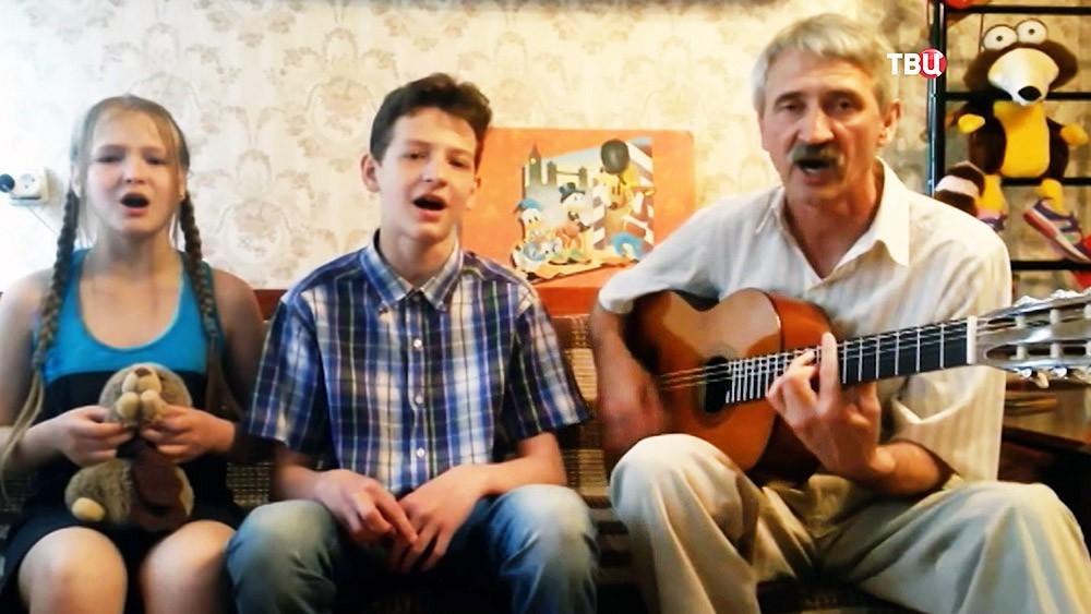 Победители конкурса песни про Крымский мост