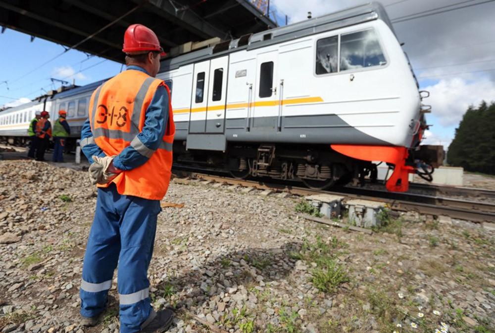 Ремонт железной дороги