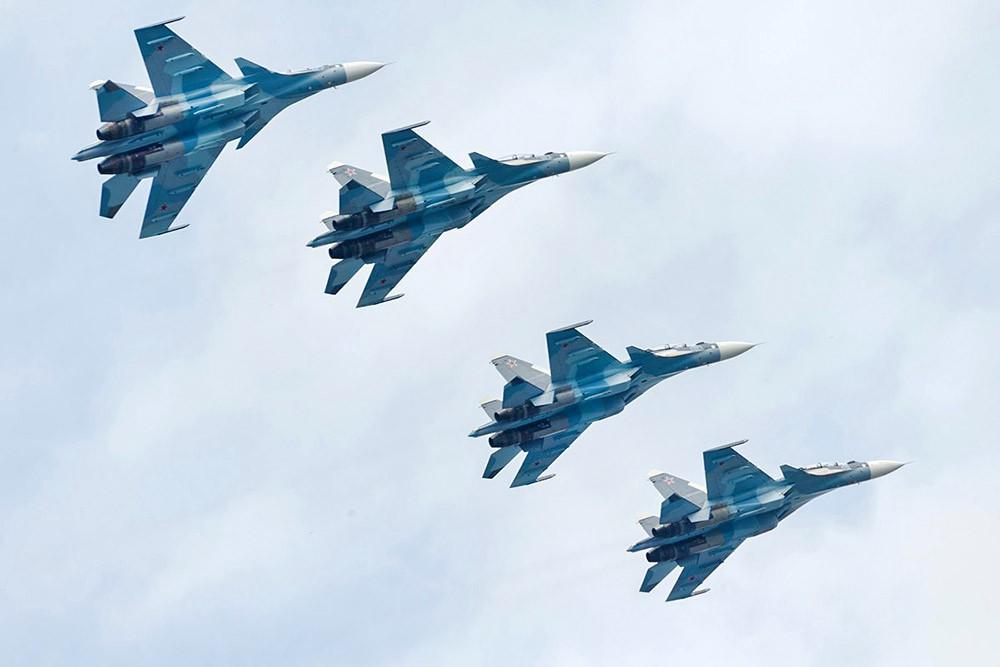 Истребители ВКС России
