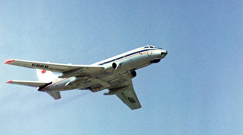 Ту-124