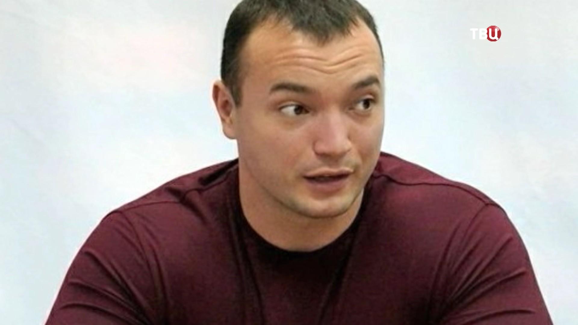 Чемпион мира и Европы по пауэрлифтингу Андрей Драчев