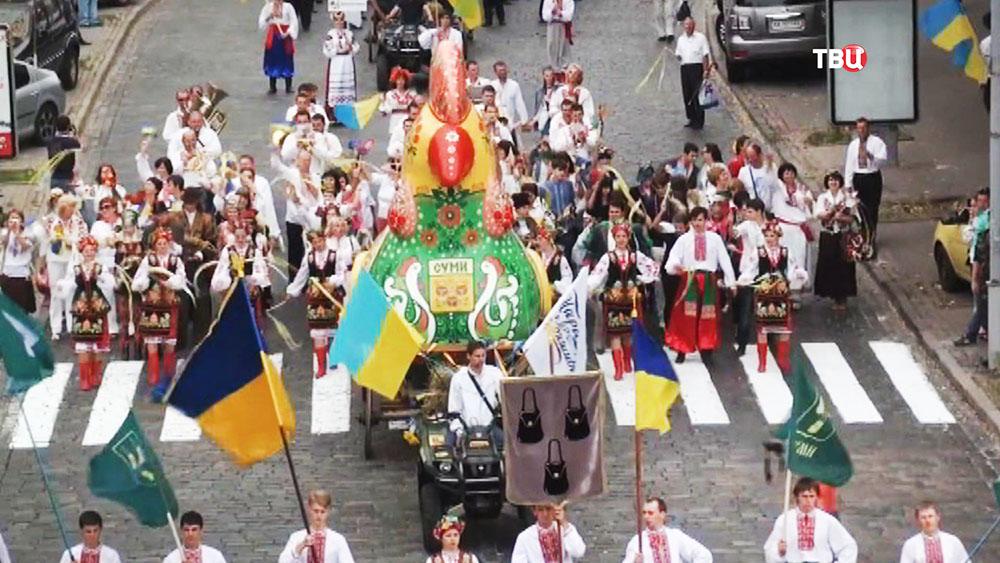 День независимости на Украине