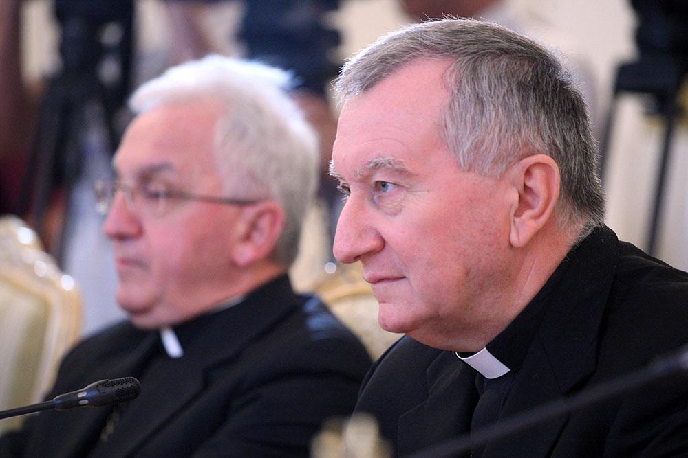 Госсекретарь Ватикана Пьетро Паролин