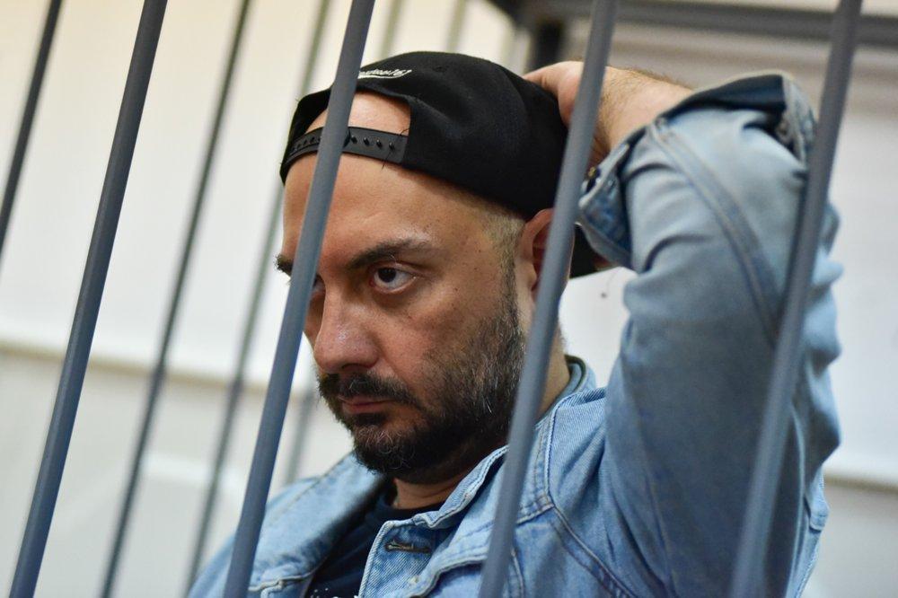 Кирилл Серебренников в Басманном суде
