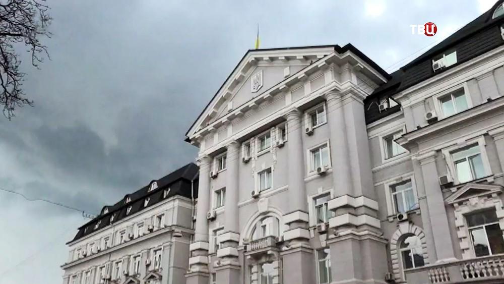 Здание СБУ