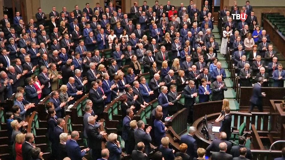 Парламент Польши