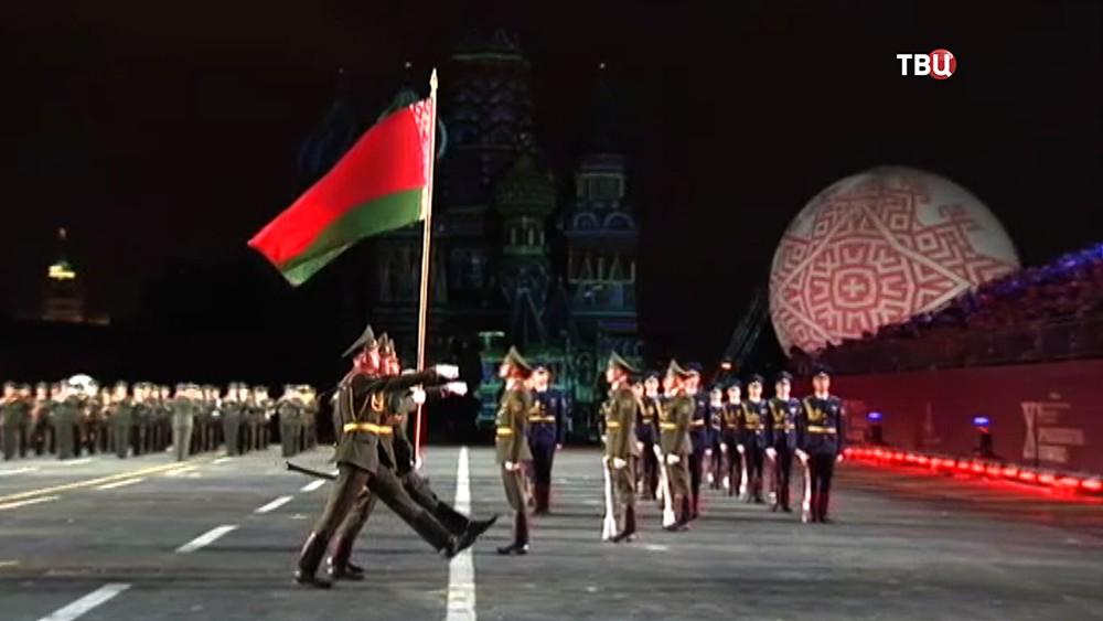 """Участники фестиваля """"Спасская башня"""""""