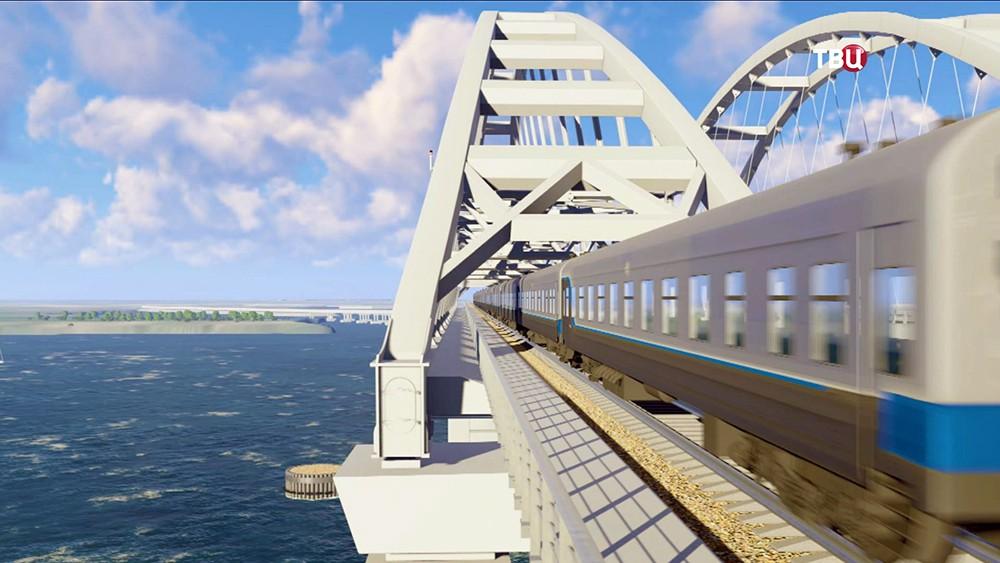 Проект Крымского моста