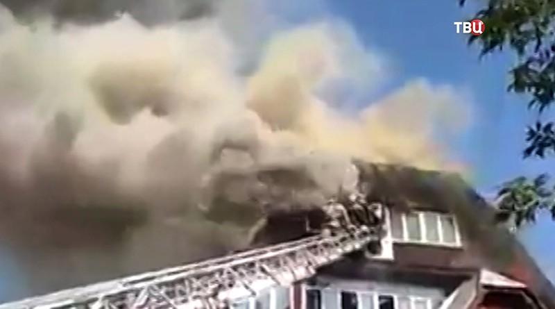 Пожар дома престарелых в красноярске атамановский дом-интернат для престарелых и инвалидов
