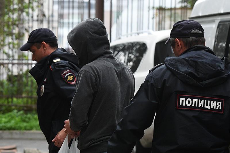 Корней Макаров, подозреваемый по делу об избиении до смерти в московском парке блогера Станислава Думкина