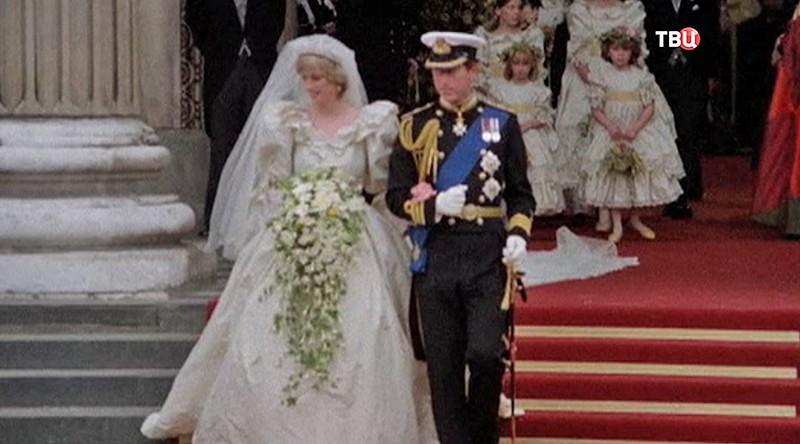 Леди Диана и Принц Чарльз