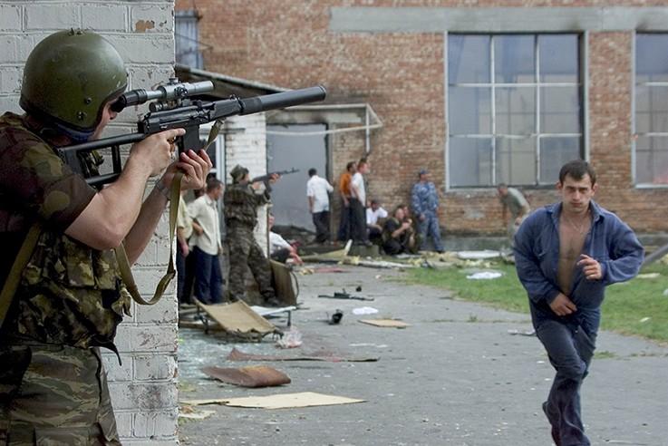 Штурм школы №1 в Беслане, 2004 год