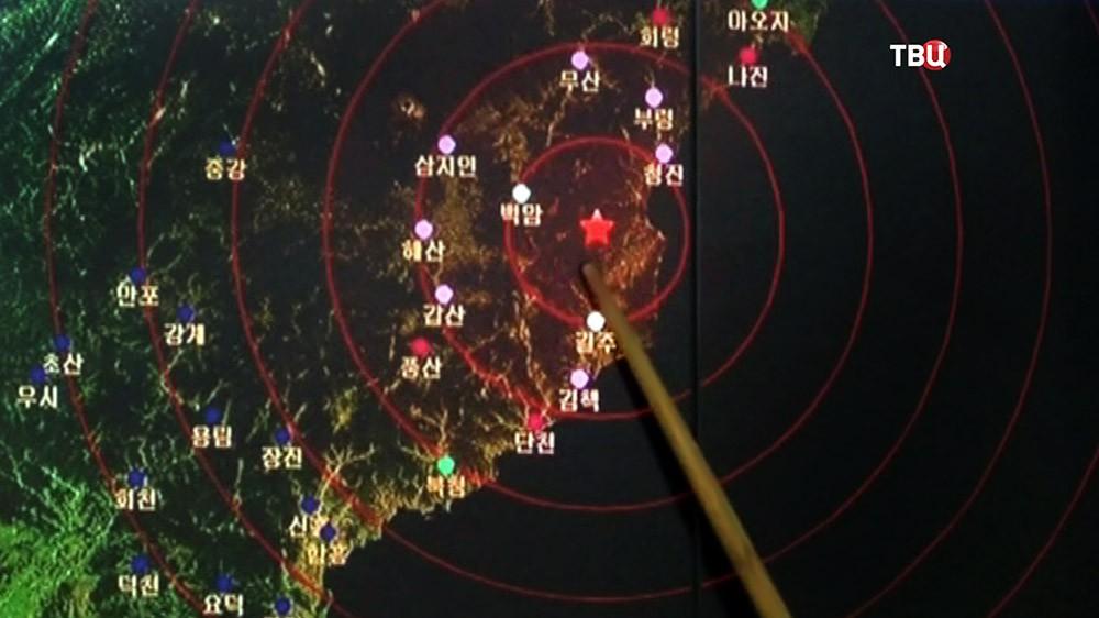 Обострение конфликта вокруг КНДР