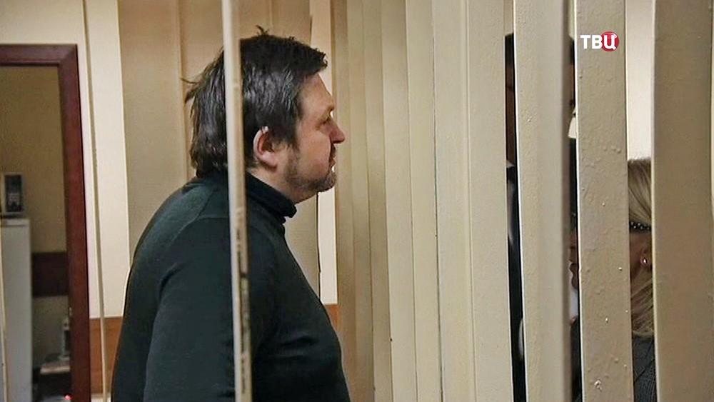 Экс-губернатор Никита Белых в суде
