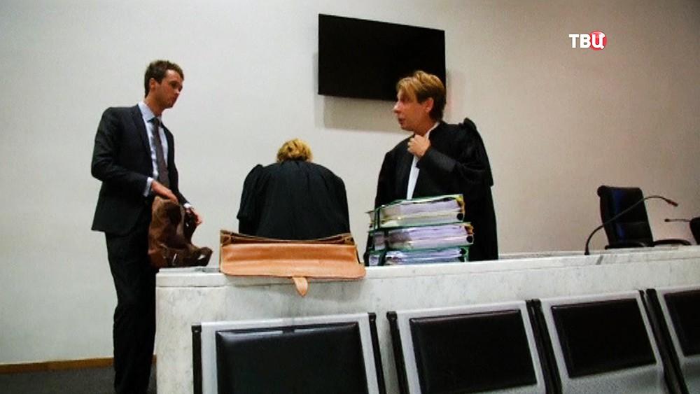 Суд во Франции