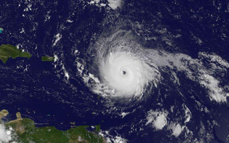 """Ураган """"Ирма"""""""