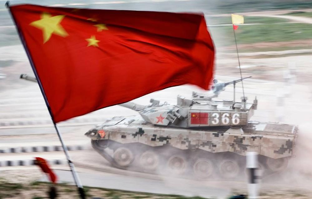 Танк армии КНР