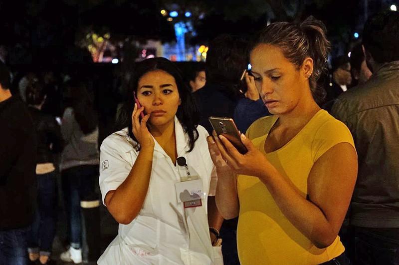 Жители Мексики
