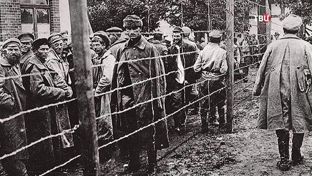 Концлагерь на территории Польши