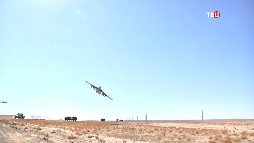 ВКС России обороняют гуманитарный конвой в Сирии