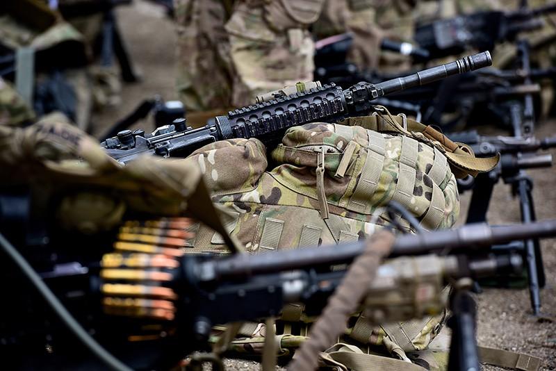 Американское стрелковое оружие